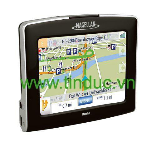 Máy định vị GPS Magellan Maestro 3210
