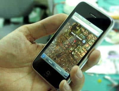 Cài đặt phần mềm giám sát GPS cho điện thoại và xe