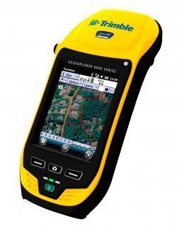 Máy định vị GPS Trimble Geo XT