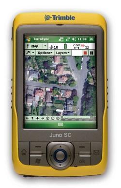 Máy đinh vị GPS Trimble Juno SC