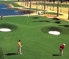 Thiết bị định vị GPS dành cho người chơi Golf