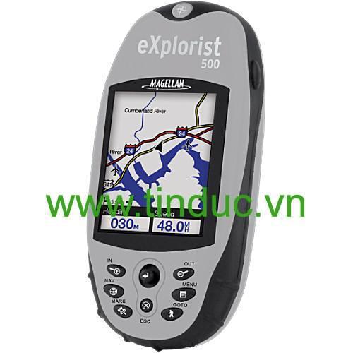 Máy định vị GPS Magellan Explorist 500 color