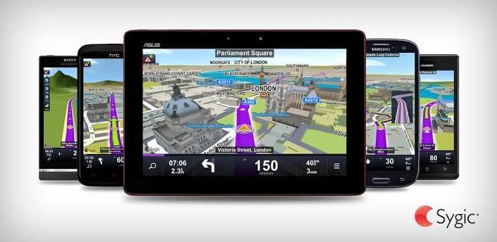 Những loại máy định vị GPS phổ biến trên thị trường