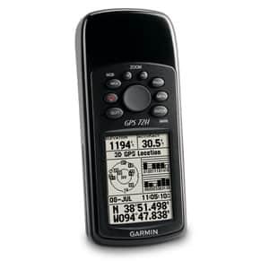 Máy định vị vệ tinh Garmin GPS 72H
