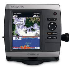 Máy định vị vệ tinh và đo sâu Garmin GPS MAP 541s