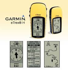 Máy định vị GPS eTrexH