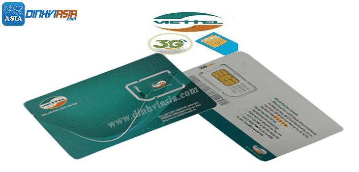 Hướng dẫn cách sử dụng thẻ sim 3G cho thiết bị GPS