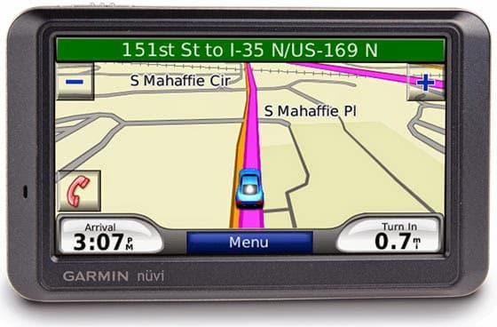 Sử dụng thiết bị định vị dẫn đường Garmin Nuvi trong những chuyến du lịch