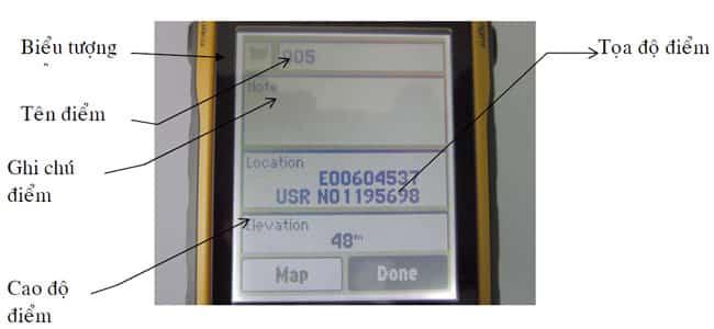 Đo-tọa-độ-máy-định-vị-Garmin-Etrex-30