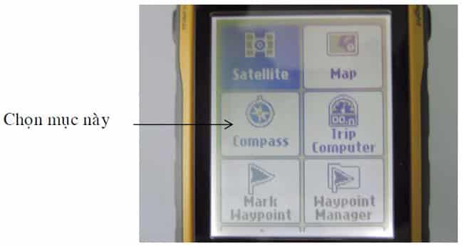Màn-hình-la-bàn-Máy-định-vị-GPS-Garmin-Etrex-30