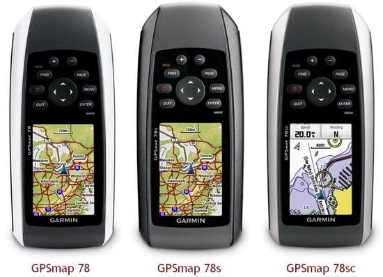 Giới thiệu máy định vị GPS Garmin đo diện tích đất, diện tích rừng, đi biển