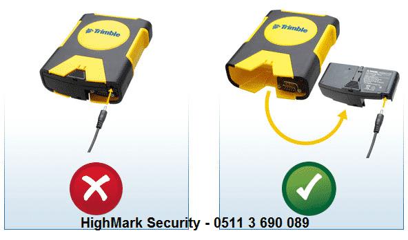 Máy định vị Trimble GPS Pathfinder ProXH