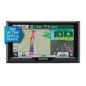 Thiết bị GPS dẫn đường ô tô Garmin nüvi® 67LMT