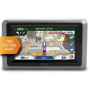 Máy định vị GPS dẫn đường Garmin Zumo 665LM