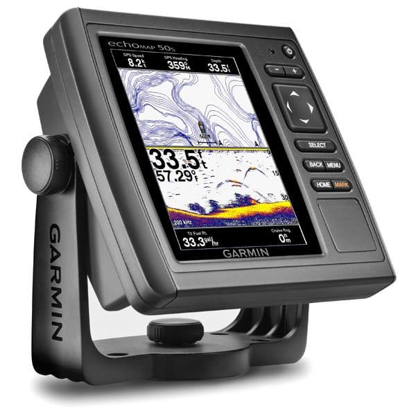 Máy định vị GPS echoMAP™ 50s