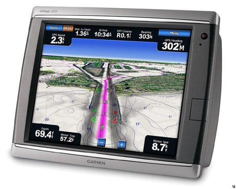 Máy định vị Garmin GPSMAP® 7212