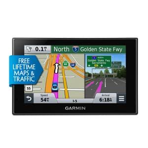 Thiết bị GPS dẫn đường ô tô Garmin nüvi® 2539LMT
