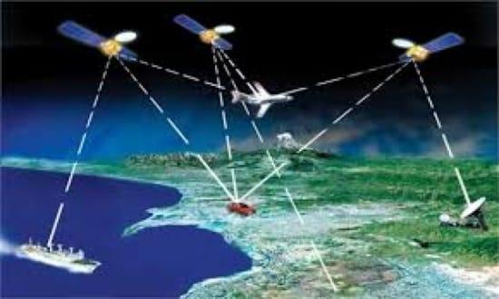 Hệ thống định vị GPS Beidou Trung Quốc sánh ngang hàng với GPS và GLONASS