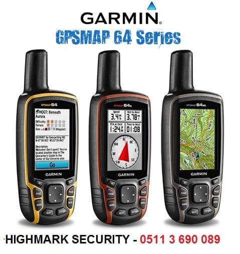 Máy định vị GPS Garmin 64/64s/64sc thế hệ mới 2015