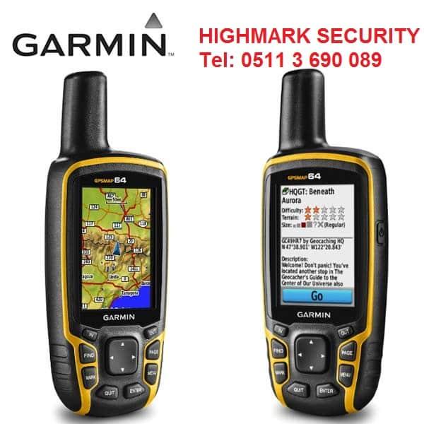 Dòng máy định vị Garmin GPSMap 64/ 64S hỗ trợ thu nhận thêm tín hiệu GLONASS