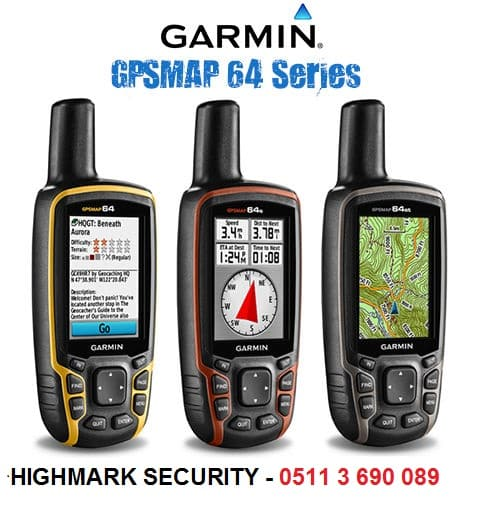 Những máy định vi GPS Garmin thông dụng