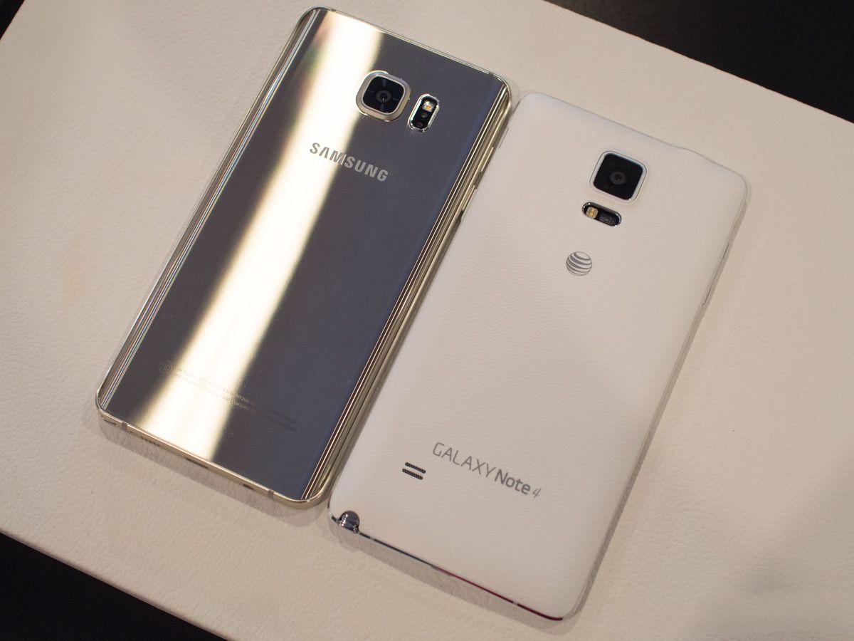 5 thay đổi nhỏ khiến điện thoại Galaxy Note 5 đẳng cấp hơn Note 4