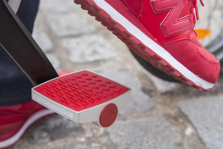 Tích hợp hệ thống định vị GPS với Pê-đan xe đạp để chống trộm – Bạn đã nghe nói chưa?