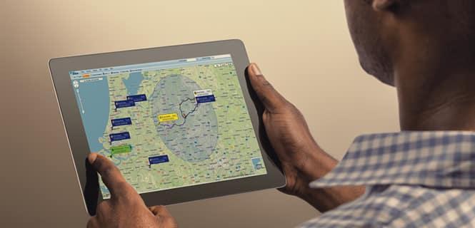 Thiết bị định vị GPS ô tô: Kẻ làm thay đổi cuộc chơi