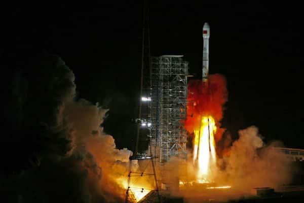 Trung Quốc phóng thêm 2 vệ tinh để cạnh tranh với hệ thống định vị GPS của Mỹ