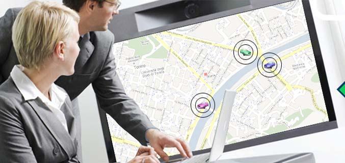 Thiết bị định vị GPS ô tô hỗ trợ lập kế hoạch công việc