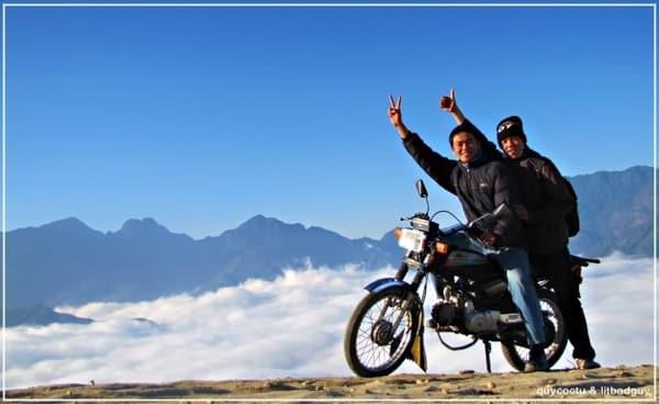 Thiết bị định vị GPS: Bí quyết giữ an toàn trên đường phượt xe máy