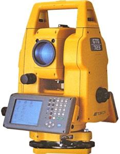 Máy toàn đạc điện tử Topcon GTS-722