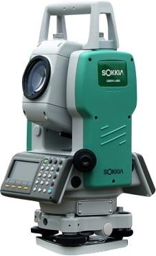 Máy toàn đạc điện tử Sokkia SET 02