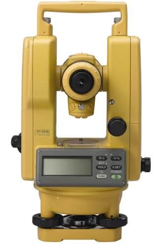 Máy kinh vĩ điện tử Topcon DT-205