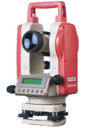 Máy kinh vĩ điện tử Pentax ETH-305