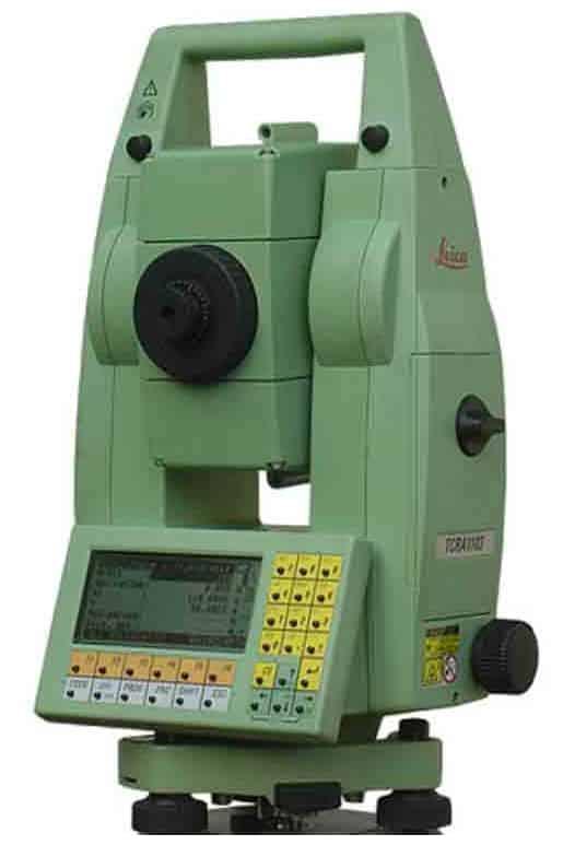 Máy toàn đạc điện tử Leica TC-1103