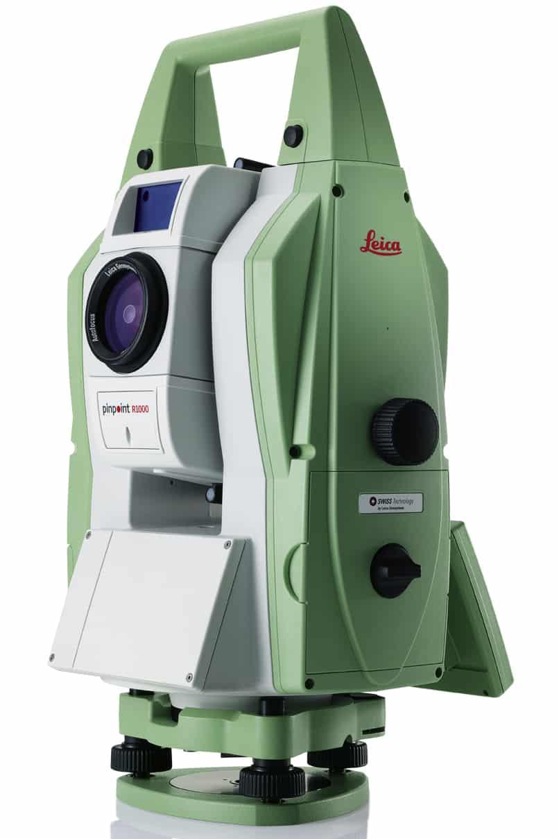Máy toàn đạc điện tử Leica Nova TM50