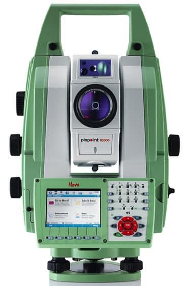 """Máy toàn đạc điện tử Leica TS-02 Plus 5"""" R500"""