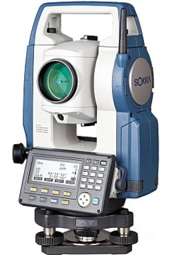 """Máy toàn đạc điện tử Sokkia CX-105 5"""""""