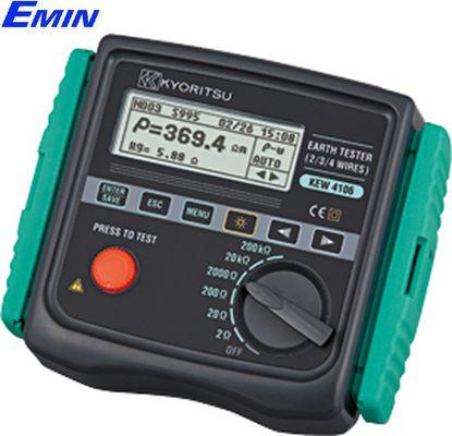 Máy đo điện trở đất – Điện trở suất KYORITSU 4106, K4106