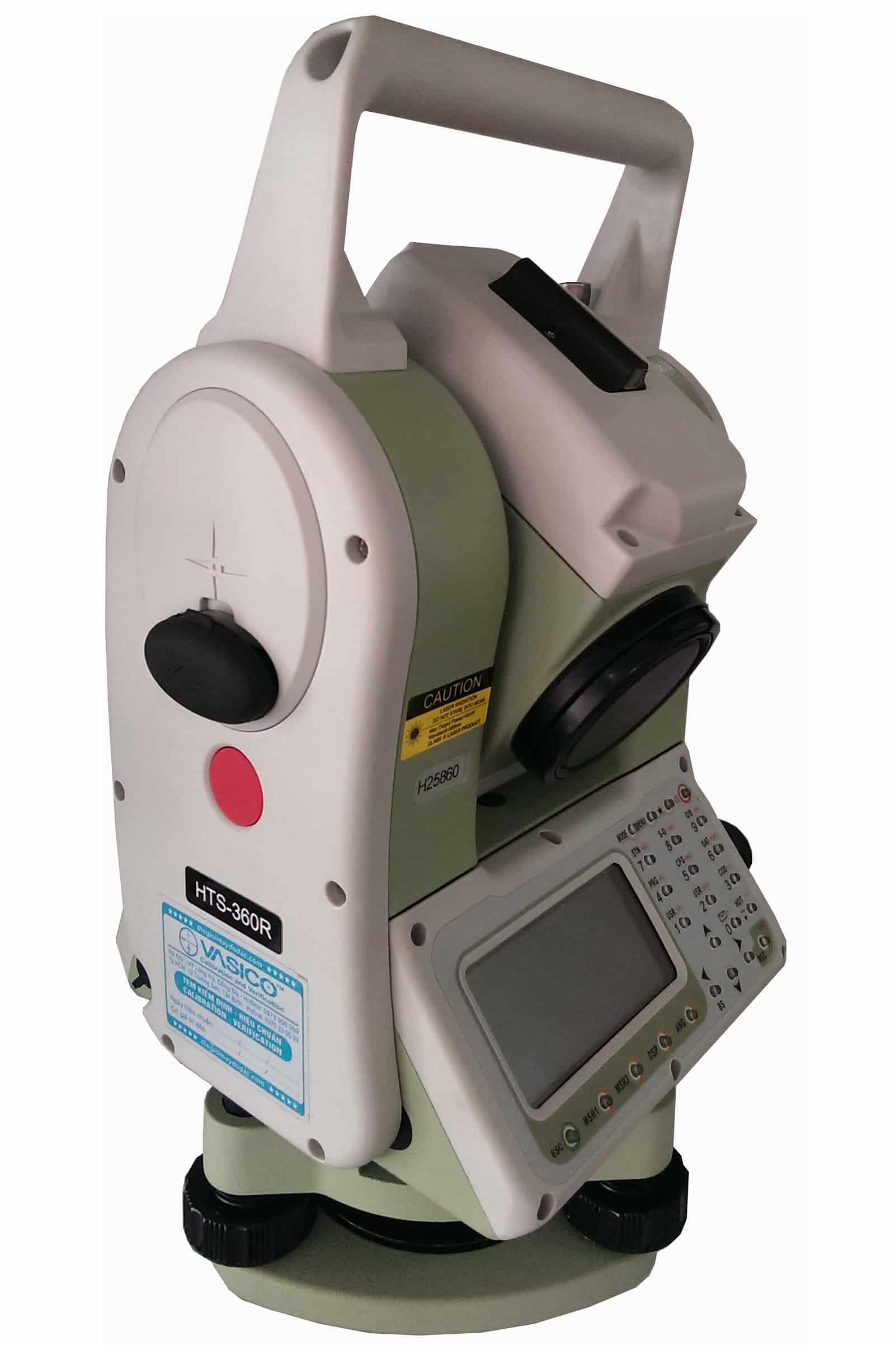 Máy toàn đạc điện tử Hi-target ZTS-360R