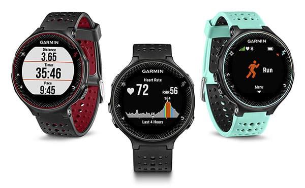 Garmin sản xuất đồng hồ GPS thông minh cho các bạn mê thể thao