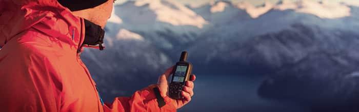 Đo diện tích đất rừng, khám phá với máy định vị GPS cầm tay Garmin
