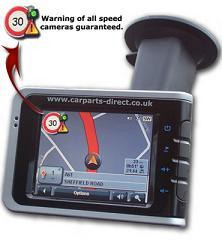 Máy định vị GPS Rossini, cứu tinh cho lái xe ô tô phóng nhanh