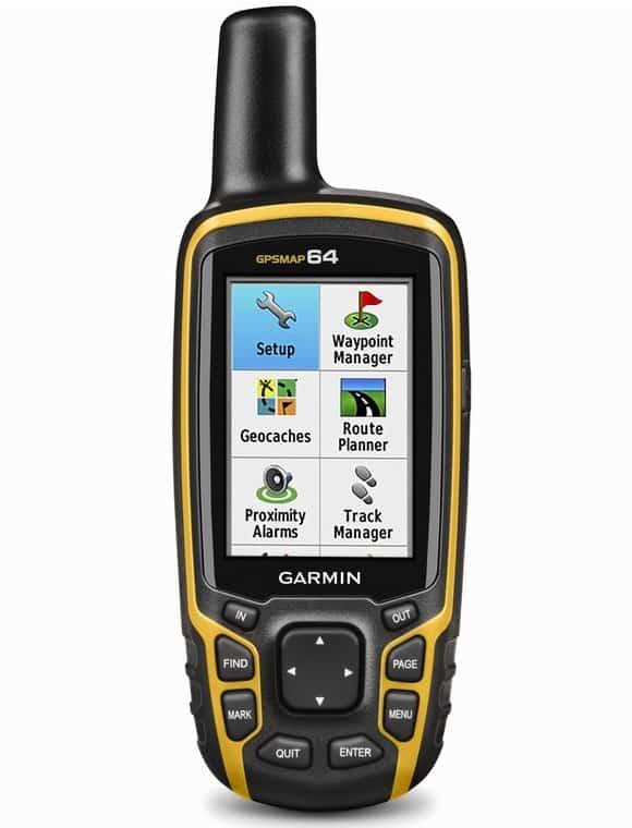Thiết bị định vị GPS đơn giản, dễ sử dụng