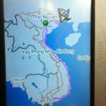Bản đồ Garmin GPS Việt Nam cập nhật tháng 2.2016