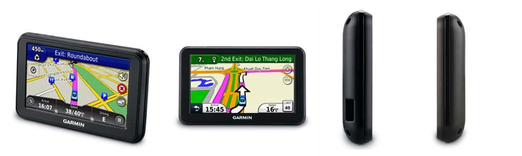 Các dòng máy định vị GPS dẫn đường Garmin tại thị trường Việt Nam