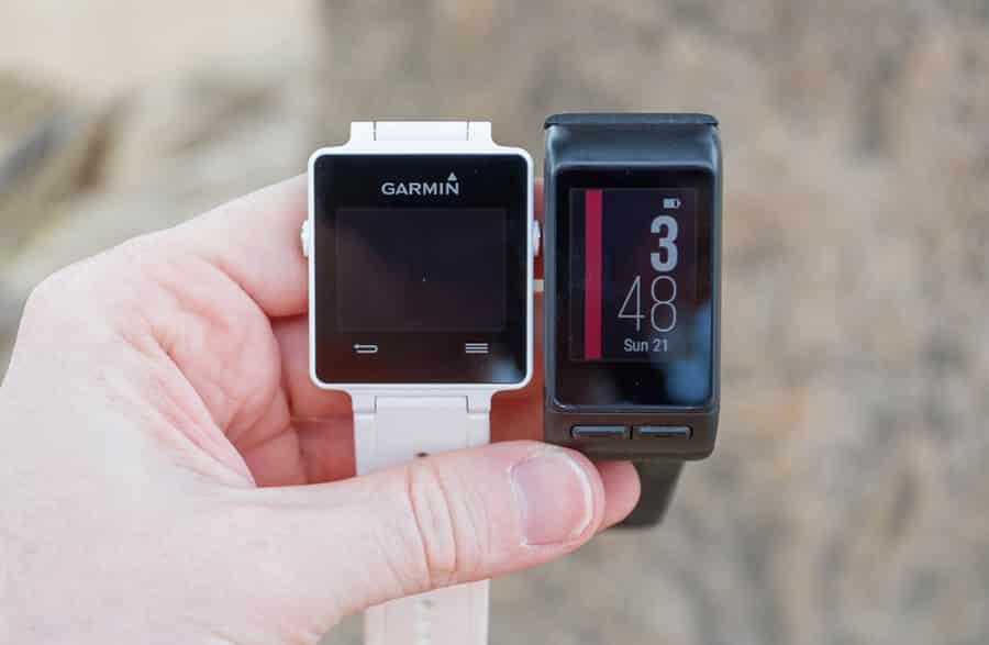 Những bước cải tiến của đồng hồ định vị GPS của Garmin