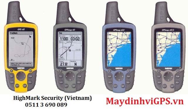 Máy đo diện tích đất rừng nông nghiệp, lâm nghiệp GPS Garmin