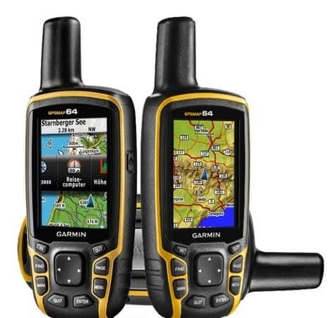 Sử dụng máy định vị GPS cho công tác đo đạc, trắc địa